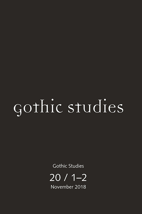 Gothic Studies