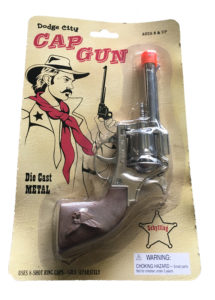 Cracker Barrel Cap Gun